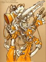 I like Orange by OnionKnight