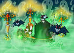 Phantom of the Opera by Erhena