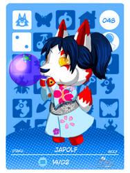 Animal Crossing Ych (15 euros) by Erhena