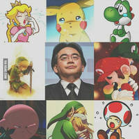 Rest in peace Satoru Iwata by Cedro90