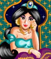 Jasmine by LSoto