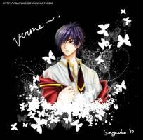 Vermilion by sayuko