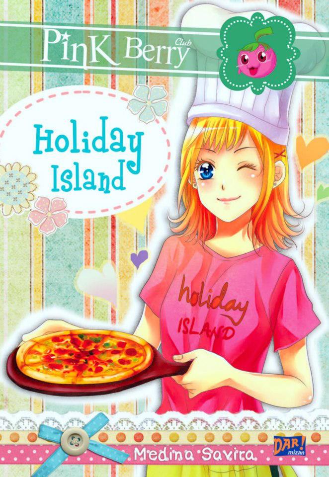 PBC: Holiday Island by sayuko