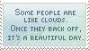 Like Clouds Stamp by mylastel