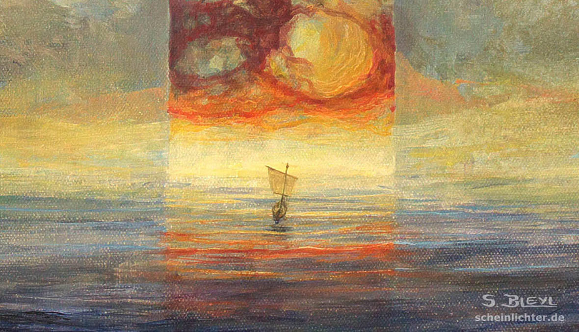 Detail - Back to the deep lands III by Scheinlicht