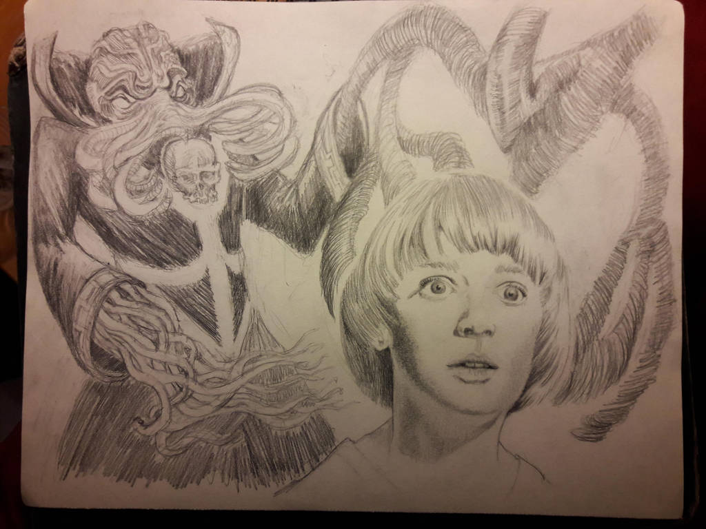 The Mind Flayer Vs Will Byers Wip Stranger Things By