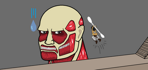 Attack On Earwax by Scoochshot