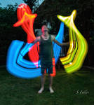 Juggler by saeppo