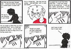 The Story of a Boy by Catboy-Trades