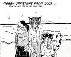 Christmas 2012 by Catboy-Trades