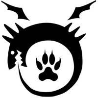 Furry Homunculus Tattoo by Catboy-Trades