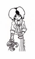 Alice as Elizabeth by Catboy-Trades