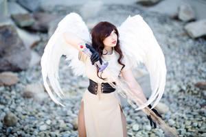 Knocking On Heaven's Door by etaru