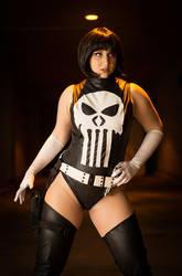 DareDevil - Lady Punisher by etaru