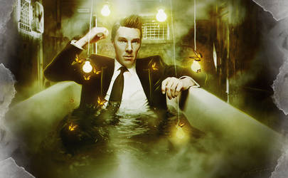 Benedict Cumberbatch by GalleryGestapo