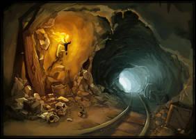 mines by Krivio