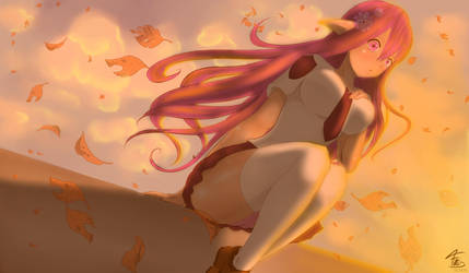Gift #Phirasine #Autumn Gift by Fillilala