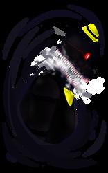 Fnaf #1 - Nightmare Freddy by Fillilala