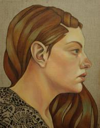 Self Portrait 2 by gredandfeorge