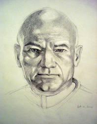 Picard by gredandfeorge