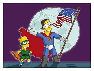 Simple Simpson by emoJIM