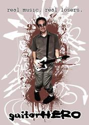 guitar hero is AWESOME by emoJIM
