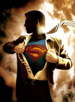 Superman by RatGnaw