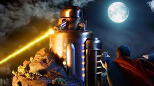 Superman Death Ray (sreenshot) by RatGnaw