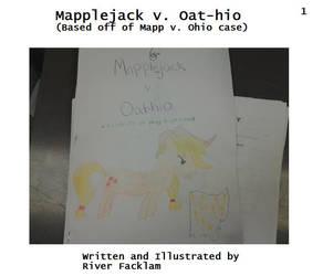 Mapplejack v. Oat-hio by rfacklam