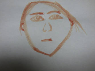 Self Portrait by rfacklam