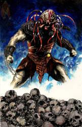 Berserker Predator by orphanshadow