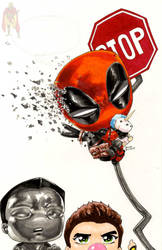 deadpool snappening by orphanshadow