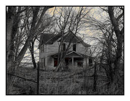 Haunted House by Justaminute