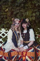 Princess Sisters by jurisdictia