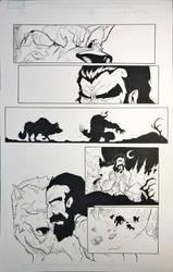 Wolverine Origins pg3 by Matt-Lejeune-Art