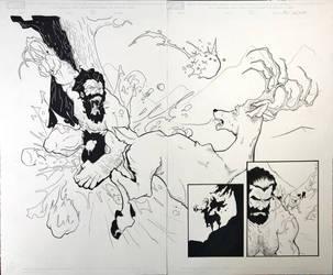 Wolverine Origins pg2 by Matt-Lejeune-Art