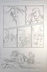 Harley Quinn pg2 by Matt-Lejeune-Art
