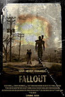 Fallout Poster by Emmy-has-a-Gun