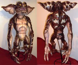 Neca Gremlins Stunt Puppet Repaint by jputman