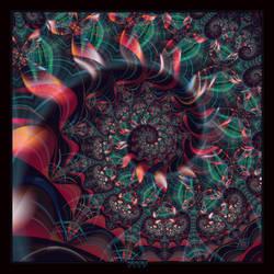 A carpet pattern by mehrdadart