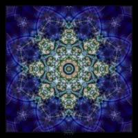 Blue sun by mehrdadart