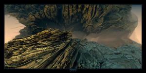 Mountain Dawn by mehrdadart