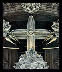 Sagrada Familia by mehrdadart