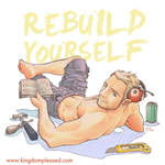 Pin up - Rebuild yourself by keigo-mak