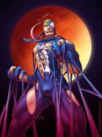 Blood Moon Venom by keigo-mak