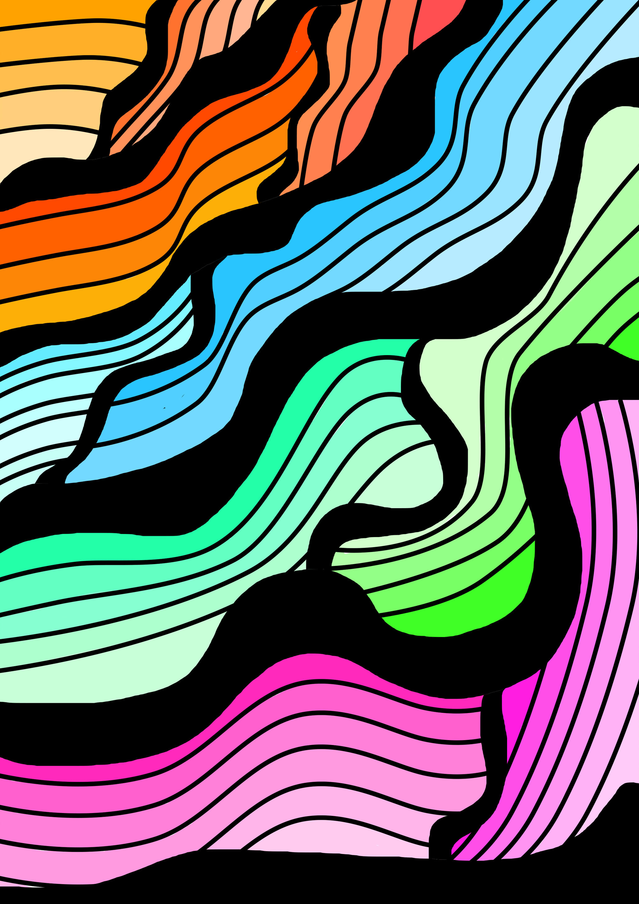 Psychedelic Colouring Book by Tripija on DeviantArt
