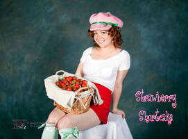 Strawberry Shortcake by EyeCandeeVisuals