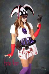 Harley Quinn by EyeCandeeVisuals