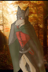 Autumn Asulfr by SubjectChanger by AsulfrMyrkrond
