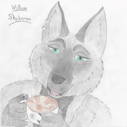 Willow Skyborne by AsulfrMyrkrond
